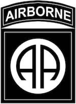 82nd Airborne Division (Army) logo