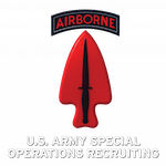 Special Operations Recruiting Battalion (Army) logo