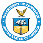 United States Department of Commerce logo