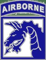 XVIII Airborne Corps (Army) logo